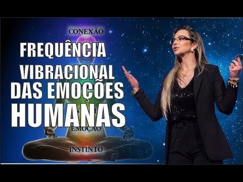 Frequência Vibracional das Emoções Humanas - Elainne Ourives - YouTube