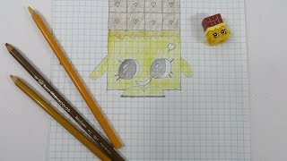 Learn How To Draw Shopkins Cheeky Chocolate With Paul Tutorial