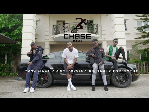 Chase - 'POW' feat. Jinmi Abduls, Yung Ziggy, Sir Tami & Foresythe (Official Video)