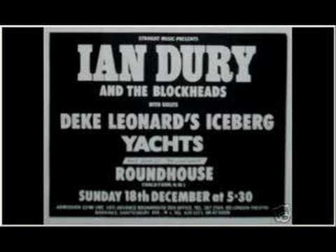 Iandury theblockheads impartial t y abracadabra roundhouse77