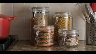 Top 10 Best Kitchen Canisters in 2018