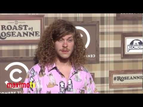"""Blake Anderson at Comedy Central """"Roast of Roseanne"""" Arrivals"""