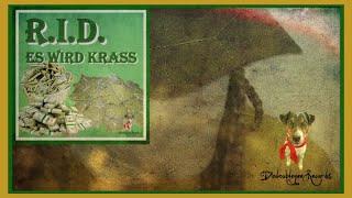 R.I.D. - Es wird krass | official music video | Hip Hop