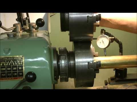 how to make a mini cannon on a lathe