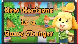 Why Animal Crossing New Horizons is the Game Changer the Series Needed