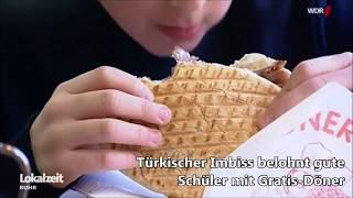 Türkischer Imbiss belohnt gute  Schüler mit Gratis-Döner - Türken in Deutschland