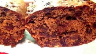 Kent's Cookin' Guiltfree Fat Free Fruit Tea Bread * New Year Diet Recipe *