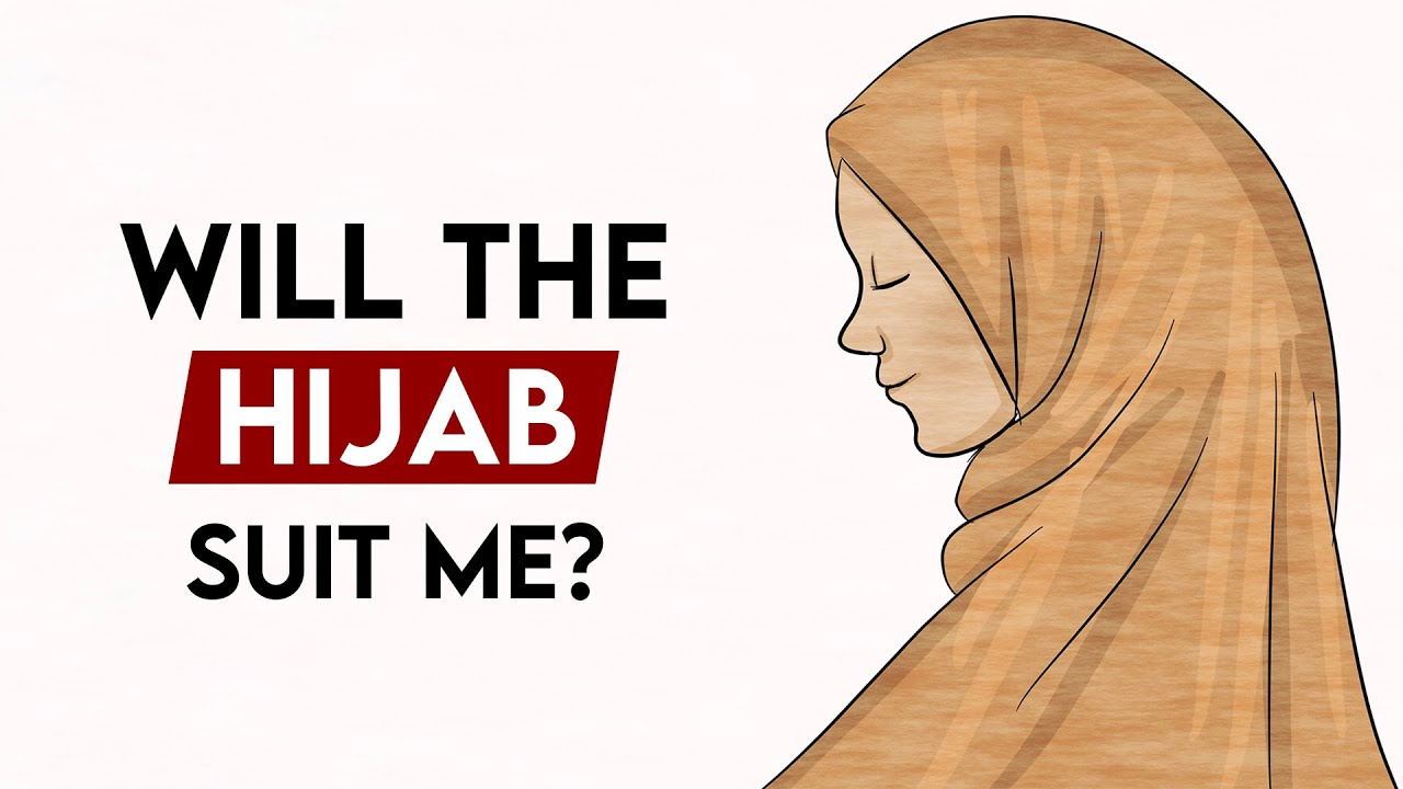 Will the hijab suit me? #shorts