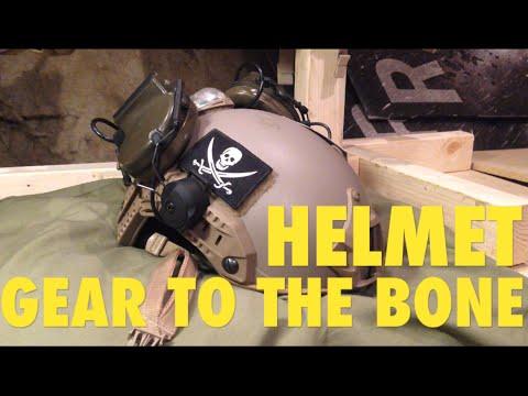 HELMET SETUP (GEAR TO THE BONE pt.1)