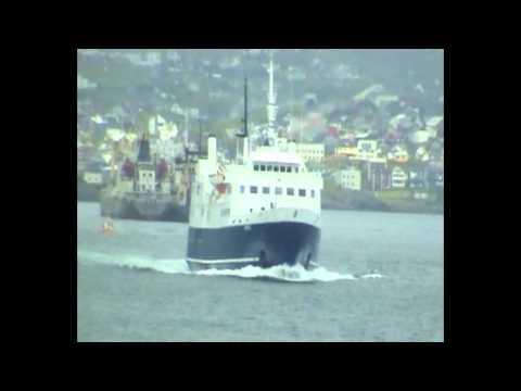 Entering Tórshavn