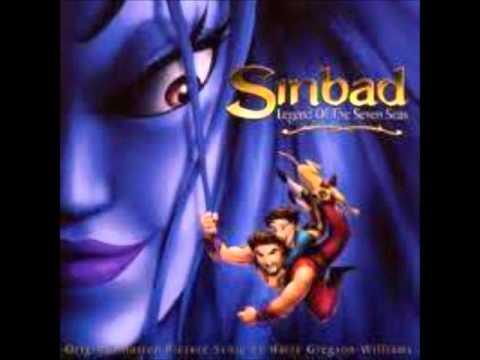 Sinbad: Legend of the Seven Seas OST - 07. Eris Steals the Book