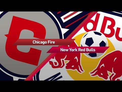 Highlights: Chicago Fire vs. New York Red Bulls | October 25, 2017