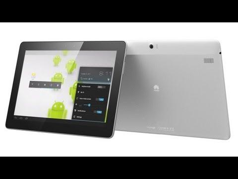 Huawei MediaPad 10 FHD (rychlá prohlídka)