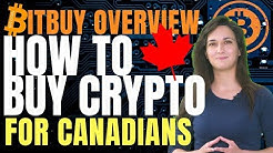 Buy Bitcoin in Canada: How to Buy Cryptocurrency with BitBuy Exchange in 2020 (For Canadians!)