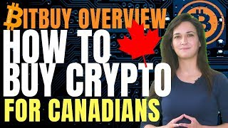 BitBuy: Best Exchange to Buy & Sell Bitcoin in Canada (Better than Coinbase!)
