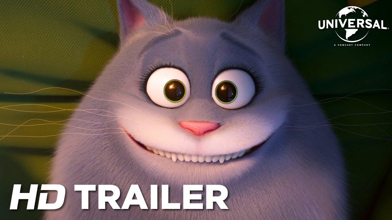 The Secret Life Of Pets 2 Chloe Furball Trailer Youtube