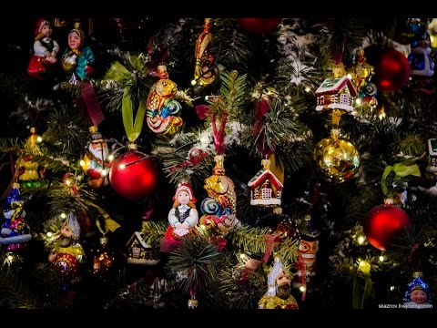 Beautiful Soviet Vintage Christmas Toys from the 1950s & 60s❤