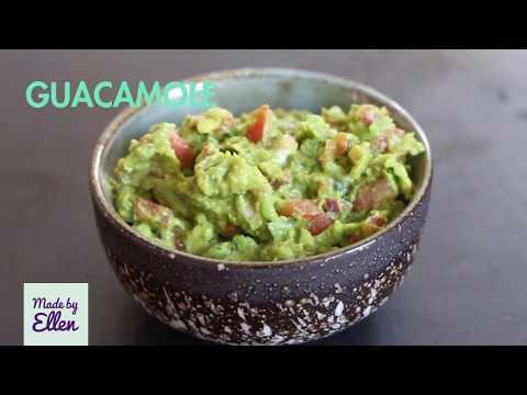 recept-guacamole-maken