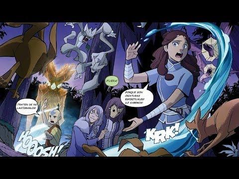 (FINAL!)AVATAR: la busqueda - parte 3 - capitulo 2 - fandub - motion comic by Robert-Man