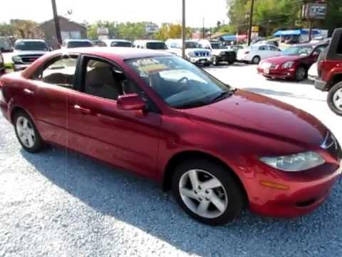 2004 Mazda 6i