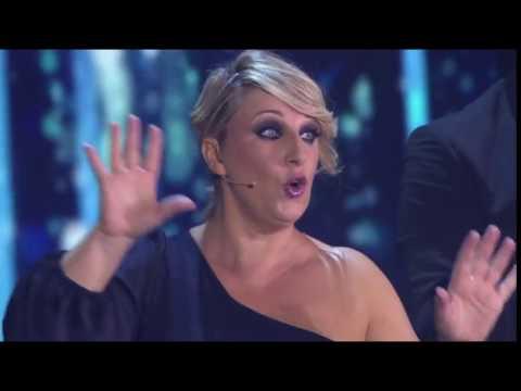 BIG SHOW ITALIA 1 - ANTONIO CRESCENTINI ( UNEXPECTED STAR ) - ANDREA PUCCI