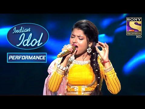 Arunita ने 'Mere Kismat Mein Tu' पे दिया एक Rhythmic Performance | Indian Idol Season 12