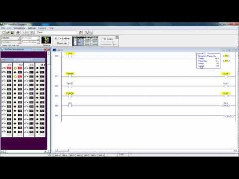 Programação em Ladder - Aula 09 - Temporizadores - Parte 03/03 (Rententive Timer On - RTO)