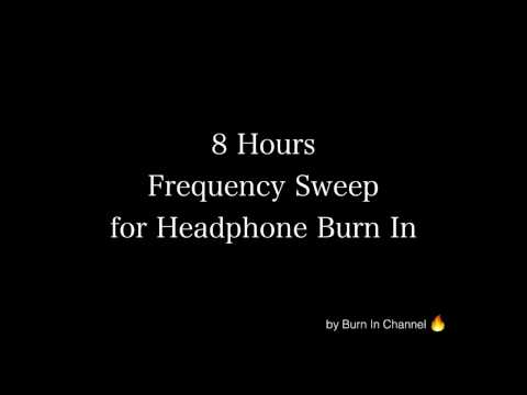 100-200Hz Frequency Sweep - 8 Hours Burn In Track 2/3