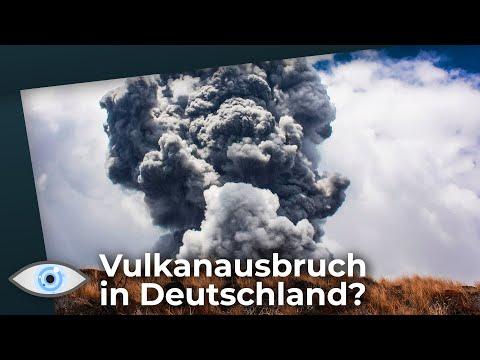 Bricht ein Vulkan in Deutschland aus? - Ungewöhnliche Aktivität in der Eifel!