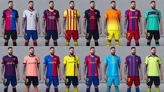 Pes 2020 fc barcelona classic kits collection (download now) download sider 6: https://sharemods.com/e5g20jz7i8xx/sider-6.3.5.zip.html kitserver 202...