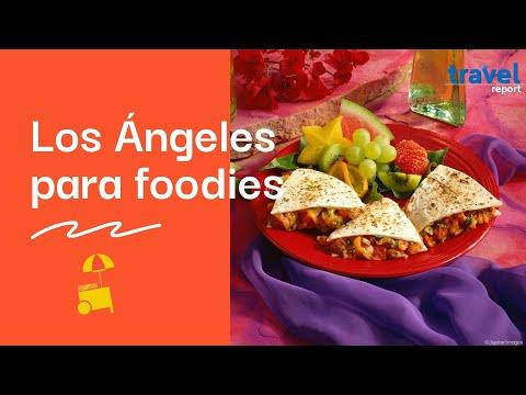 ¿Qué comer en Los Ángeles? 10 platillos típicos