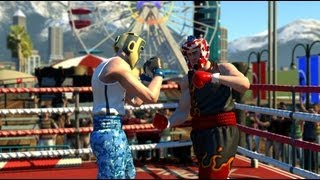 Russian Let's Play - Sports Champions 2 : Boxing ( Праздник спорта 2: Бокс )