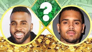 WHO'S RICHER? - Jason Derulo or Chris Brown? - Net Worth Revealed! (2017)