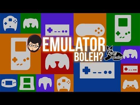 Emulator, Legal Apa Ilegal ? - Lazy Talk