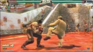 no69 ロウ(しゅーへー) vs ペク