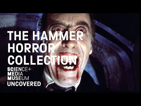 Hammer Horror Collection at the National Media Museum