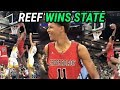 Shareef O'Neal Ends HS Career With STATE CHAMPIONSHIP! 29 Points 17 Rebounds & 5 Blocks 🔥