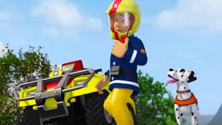 New Fireman Sam 🌟 MEGA Rescue Compilation - Sam saves the day 🔥 🚒 Kids Cartoon