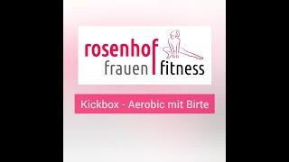 Kickbox-Aerobic mit Birte