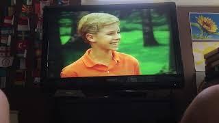 Barney Home Video Barney's Magical Musical Adventure Original 1992 VHS