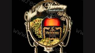 DJ KENNY WEED & HENNESSY DANCEHALL MIX MAY 2013