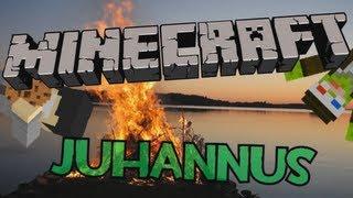 Minecraft- Juhannussauna- Hyvää juhannusta!