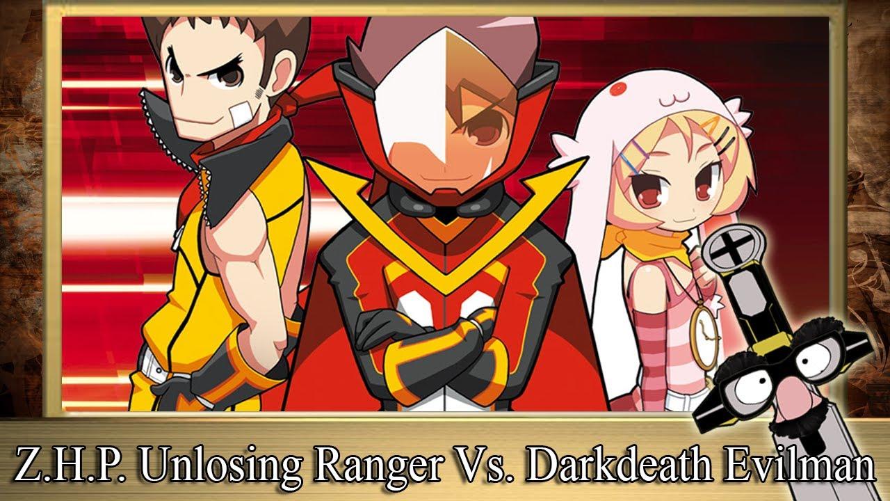 unlosing ranger vs dark death evil man ending a relationship