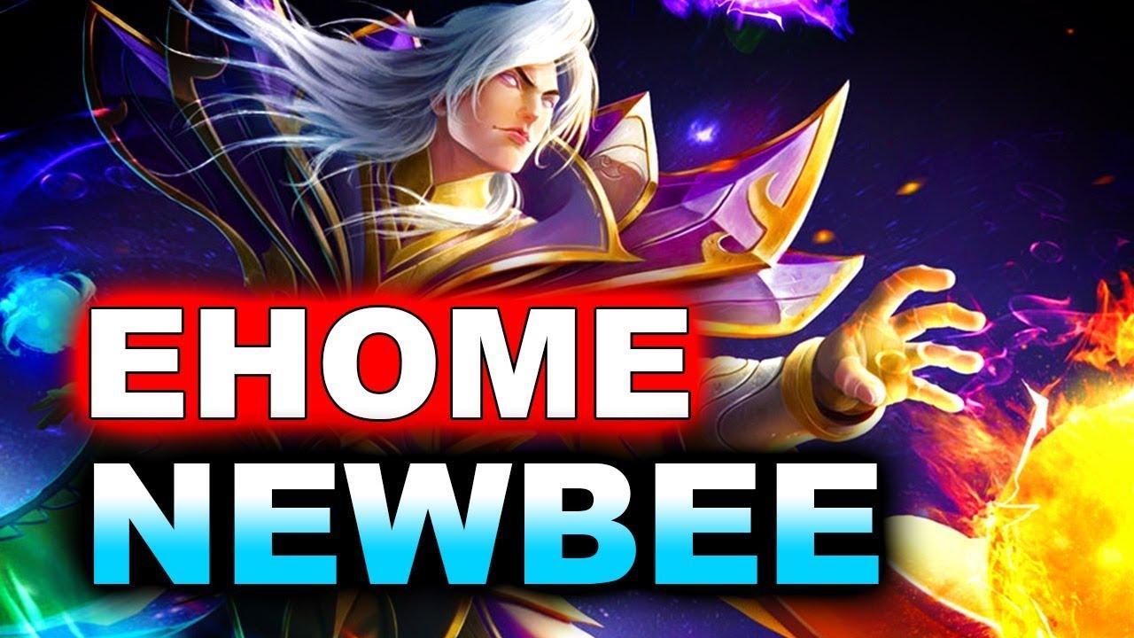 NEWBEE vs EHOME - CHINA PRO LEAGUE DOTA 2 thumbnail