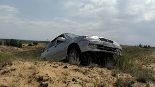Нижнекундрюченские пески на Tagaz Road Partner/Тагаз Роад Партнер
