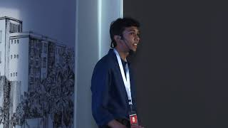 Black holes are where God divided by zero | Mehul Damani | TEDxYouth@NMS