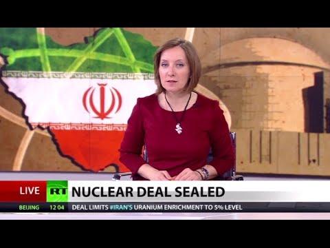 Diplomatic Acrobatics: Obama signs Iran deal, cops flak from hawks, Israel