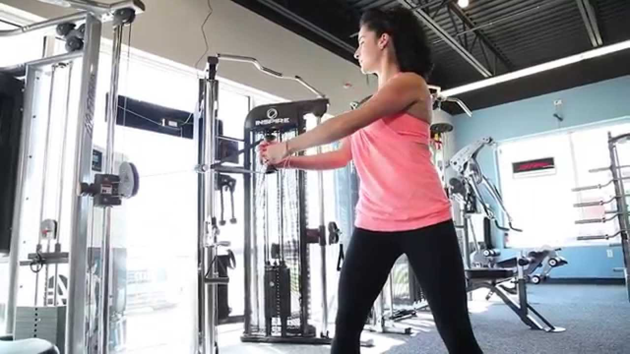 Life Fitness G7 Ab Twist Workout Youtube