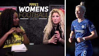 Bethany England The Best Striker In The WSL? | The Women's Football Show w/ Pippa Ft Samantha
