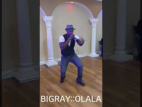SIERRA LEONE BIG RAY PERFORM (OH LA LA) AT A CHARITY EVENT